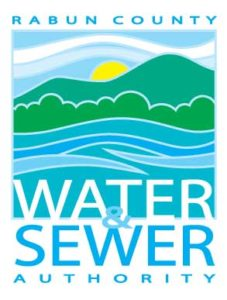 Rabun County Water & Sewer Authority logo