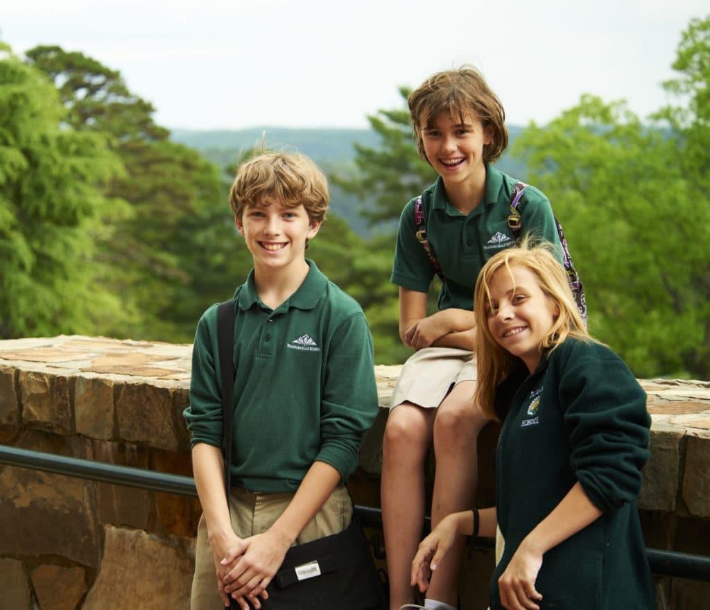 Private School Students in Rabun County GA
