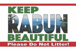 Keep Rabun Beautiful logo