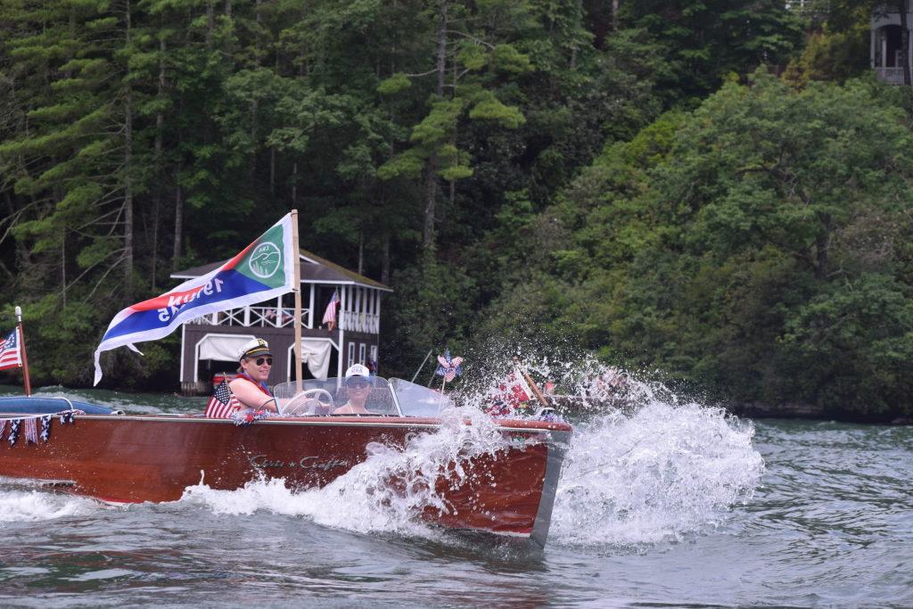 Lake Rabun Boat Race